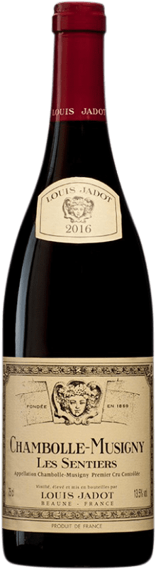 116,95 € | Red wine Louis Jadot 1er Cru Les Sentiers A.O.C. Chambolle-Musigny Burgundy France Bottle 75 cl