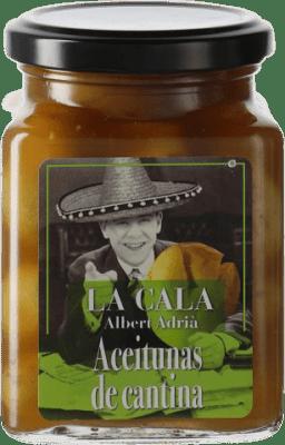 4,95 € | Conservas Vegetales La Cala Aceitunas de Cantina Spain