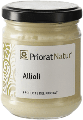 6,95 € | Salsas y Cremas Priorat Natur Allioli Spain