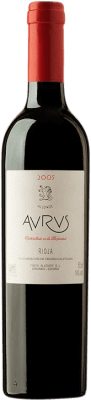 99,95 € Envío gratis | Vino tinto Allende Aurus 2005 D.O.Ca. Rioja España Tempranillo, Graciano Botella Medium 50 cl