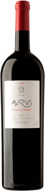 1 595,95 € | Red wine Allende Aurus 1996 D.O.Ca. Rioja Spain Tempranillo, Graciano Salmanazar Bottle 9 L