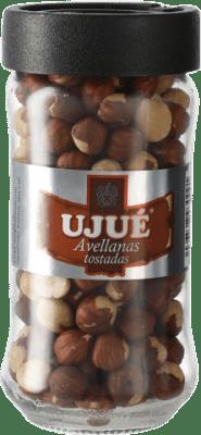 9,95 € Envío gratis | Aperitivos y Snacks Ujué Avellana Tostada España