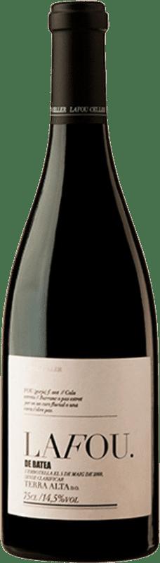47,95 € Envío gratis | Vino tinto Lafou Batea D.O. Terra Alta Cataluña España Syrah, Garnacha, Cabernet Sauvignon Botella 75 cl