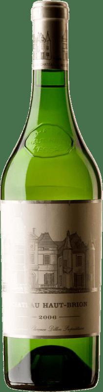 1 244,95 € Free Shipping | White wine Château Haut-Brion Blanc 2006 A.O.C. Pessac-Léognan Bordeaux France Sauvignon White, Sémillon Bottle 75 cl