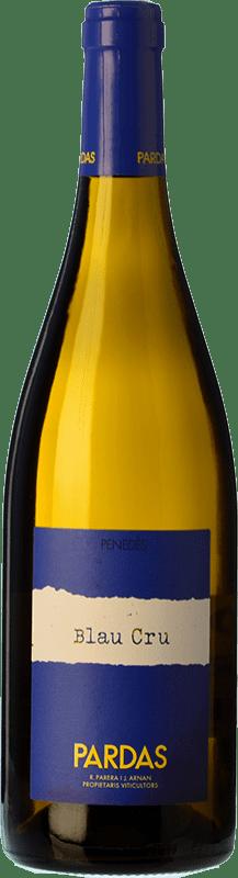 14,95 € | White wine Pardas Blau Cru D.O. Penedès Catalonia Spain Bottle 75 cl