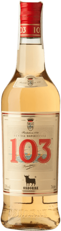 11,95 € Free Shipping | Brandy Osborne Bobadilla 103 D.O. Jerez-Xérès-Sherry Spain Bottle 70 cl