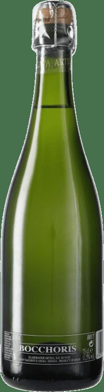 4,95 € Envoi gratuit | Blanc moussant Tianna Negre Bocchoris de Sais Brut D.O. Cava Espagne Macabeo, Xarel·lo, Parellada Bouteille 75 cl