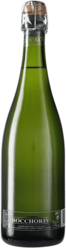 4,95 € Free Shipping | White sparkling Tianna Negre Bocchoris de Sais Brut D.O. Cava Spain Macabeo, Xarel·lo, Parellada Bottle 75 cl