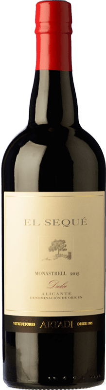 29,95 € | Red wine El Sequé by Artadi Sweet D.O. Alicante Spain Syrah, Monastrell Bottle 75 cl