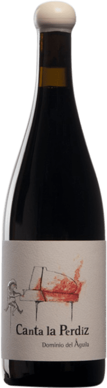 292,95 € Envoi gratuit | Vin rouge Dominio del Águila Canta la Perdiz D.O. Ribera del Duero Castille et Leon Espagne Tempranillo, Carignan, Doña Blanca Bouteille 75 cl