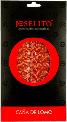 11,95 € Free Shipping | Sausages Joselito Caña de Lomo 100% Natural Spain