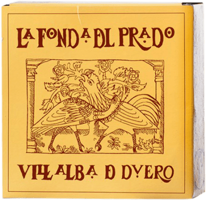 28,95 € Envío gratis | Conservas de Carne La Fonda del Prado Carrilleras de Cerdo Ibérico España 4/6 Piezas