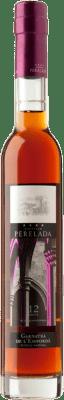 24,95 € Free Shipping | Red wine Perelada Castillo de Perelada Garnatxa de l'Empordà D.O. Empordà Catalonia Spain Grenache White, Garnacha Roja Half Bottle 37 cl