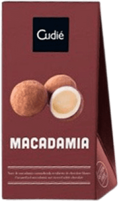 5,95 € Free Shipping | Chocolates y Bombones Bombons Cudié Catànies Macadamia Spain