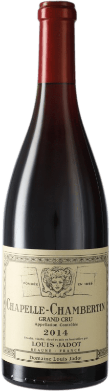 207,95 € | Red wine Louis Jadot Chapelle Grand Cru A.O.C. Chambertin Burgundy France Pinot Black Bottle 75 cl