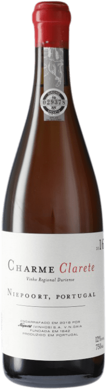 43,95 € 免费送货 | 玫瑰酒 Niepoort Charme Clarete I.G. Douro 杜罗 葡萄牙 瓶子 75 cl