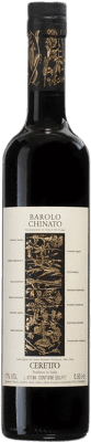 52,95 € Free Shipping | Vermouth Ceretto Chinato Rosso D.O.C.G. Barolo Piemonte Italy Medium Bottle 50 cl
