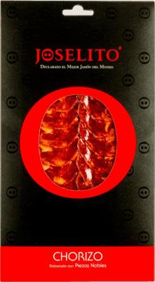 6,95 € 免费送货 | Sausages Joselito Chorizo 100% Natural 西班牙