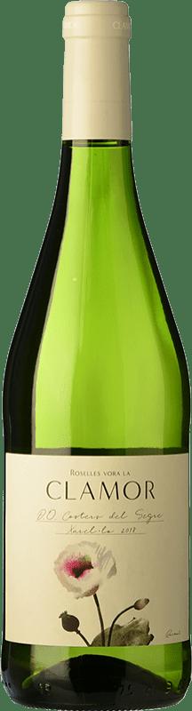 7,95 €   White wine Raimat Clamor D.O. Costers del Segre Spain Xarel·lo Bottle 75 cl