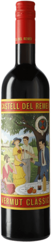 9,95 € | Vermouth Castell del Remei Clàssic Catalonia Spain Bottle 75 cl