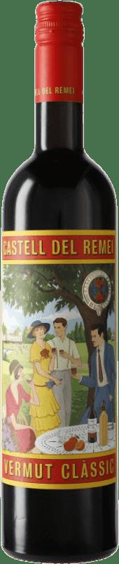 9,95 € Envío gratis | Vermut Castell del Remei Clàssic Cataluña España Botella 75 cl