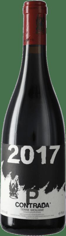 67,95 € Free Shipping | Red wine Passopisciaro Contrada Porcaria I.G.T. Terre Siciliane Sicily Italy Nerello Mascalese Bottle 75 cl