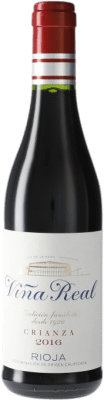 5,95 € | Red wine Norte de España - CVNE Cune Viña Real Crianza D.O.Ca. Rioja Spain Half Bottle 37 cl