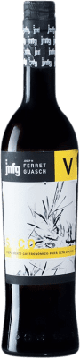 6,95 € Free Shipping | Vinegar Ferret Guasch de Cava Dry Spain Medium Bottle 50 cl