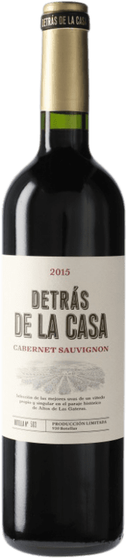 14,95 € | Red wine Castaño Detrás de la Casa D.O. Yecla Spain Cabernet Sauvignon Bottle 75 cl