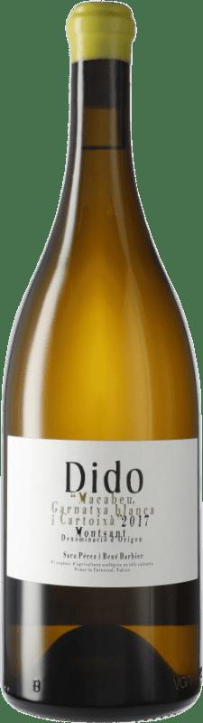 33,95 € Envío gratis | Vino blanco Venus La Universal Dido Blanc D.O. Montsant Cataluña España Garnacha Blanca, Macabeo, Xarel·lo Botella Mágnum 1,5 L