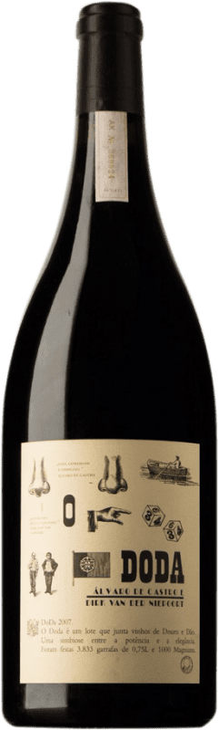 113,95 € Free Shipping | Red wine Niepoort Doda 2007 I.G. Douro Douro Portugal Touriga Franca, Touriga Nacional, Tinta Roriz Magnum Bottle 1,5 L