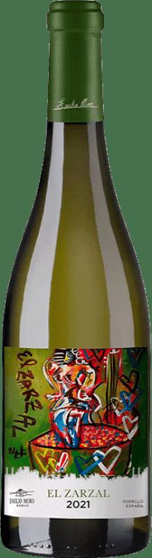 11,95 € | White wine Emilio Moro El Zarzal D.O. Bierzo Castilla y León Spain Godello Bottle 75 cl
