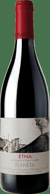22,95 €   Red wine Planeta Etna Rosso I.G.T. Terre Siciliane Sicily Italy Bottle 75 cl
