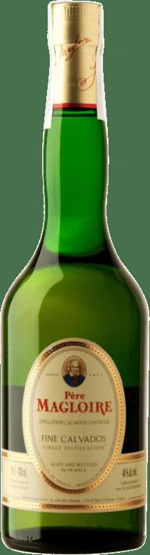 19,95 € Free Shipping | Calvados Père Magloire Fine I.G.P. Calvados Pays d'Auge France Bottle 70 cl