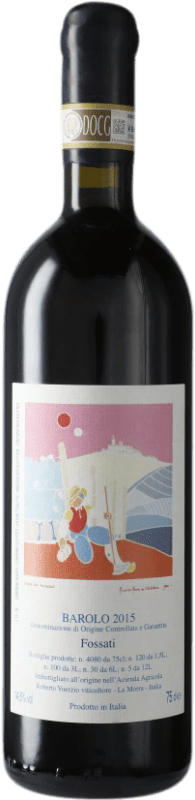 475,95 € Free Shipping | Red wine Roberto Voerzio Fossati D.O.C.G. Barolo Piemonte Italy Nebbiolo Bottle 75 cl
