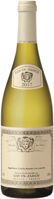38,95 € | White wine Louis Jadot Fourchaume A.O.C. Chablis Premier Cru Burgundy France Chardonnay Bottle 75 cl