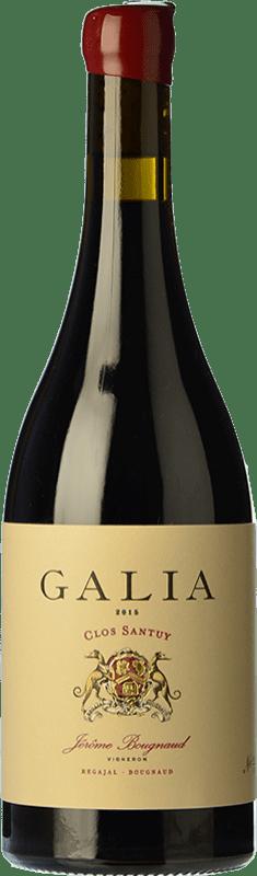 72,95 € 免费送货 | 红酒 El Regajal Galia Clos Santuy I.G.P. Vino de la Tierra de Castilla y León 卡斯蒂利亚莱昂 西班牙 Tempranillo, Grenache 瓶子 75 cl