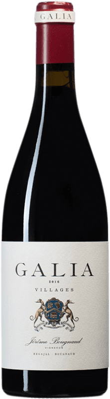 31,95 € 免费送货 | 红酒 El Regajal Galia Villages I.G.P. Vino de la Tierra de Castilla y León 卡斯蒂利亚莱昂 西班牙 Tempranillo, Grenache, Albillo 瓶子 75 cl