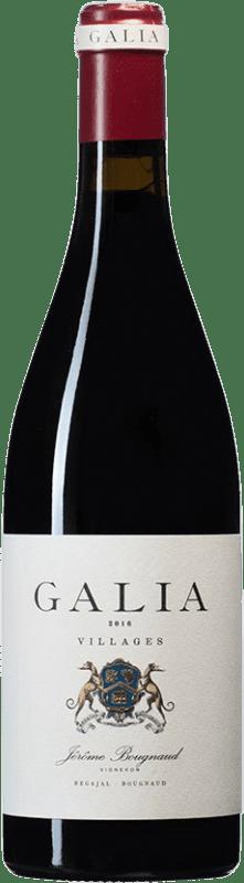 32,95 € | Red wine El Regajal Galia Villages I.G.P. Vino de la Tierra de Castilla y León Castilla y León Spain Tempranillo, Grenache, Albillo Bottle 75 cl