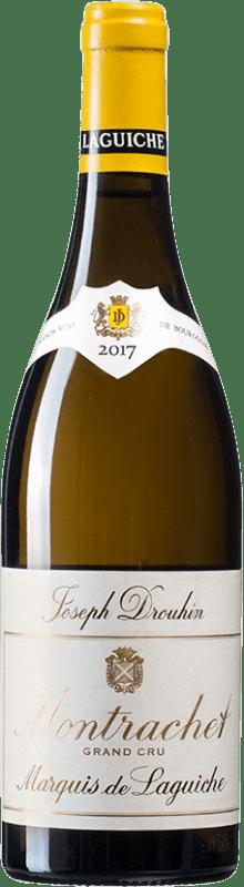 623,95 € | White wine Drouhin Grand Cru Marquis de Laguiche A.O.C. Montrachet Burgundy France Chardonnay Bottle 75 cl