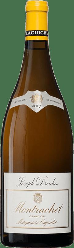 1 537,95 €   White wine Drouhin Grand Cru Marquis de Laguiche A.O.C. Montrachet Burgundy France Chardonnay Magnum Bottle 1,5 L