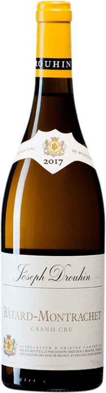 429,95 € Free Shipping | White wine Drouhin Grand Cru A.O.C. Bâtard-Montrachet Burgundy France Chardonnay Bottle 75 cl