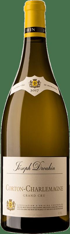 393,95 €   White wine Drouhin Grand Cru A.O.C. Corton-Charlemagne Burgundy France Chardonnay Magnum Bottle 1,5 L