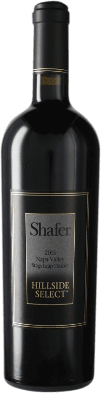 379,95 € Free Shipping | Red wine Shafer Hillside Select I.G. Napa Valley California United States Cabernet Sauvignon Bottle 75 cl