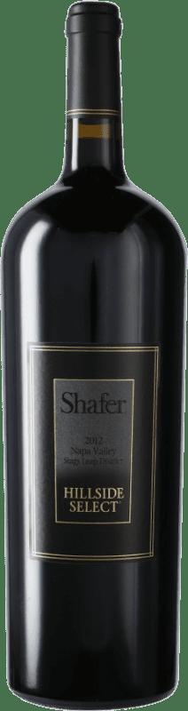 834,95 € Free Shipping | Red wine Shafer Hillside Select I.G. Napa Valley California United States Cabernet Sauvignon Magnum Bottle 1,5 L