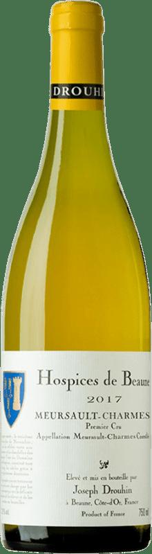 483,95 € | White wine Drouhin Hospices de Beaune 1er Cru Charmes Bahèzre de Lanlay A.O.C. Meursault Burgundy France Pinot Black Magnum Bottle 1,5 L