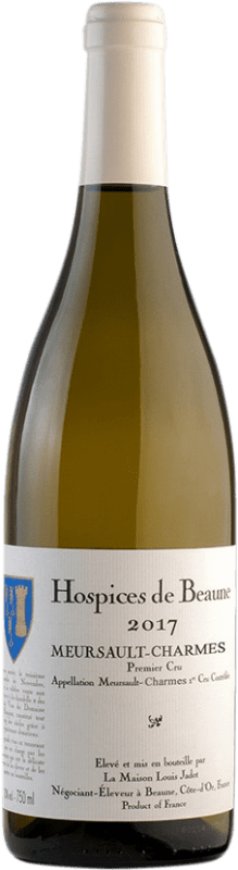 236,95 € | White wine Louis Jadot Hospices de Beaune 1er Cru Charmes Cuvée Albert Grivault A.O.C. Meursault Burgundy France Chardonnay Bottle 75 cl