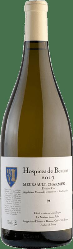 475,95 € Free Shipping | White wine Louis Jadot Hospices de Beaune 1er Cru Charmes Cuvée Albert Grivault A.O.C. Meursault Burgundy France Chardonnay Magnum Bottle 1,5 L