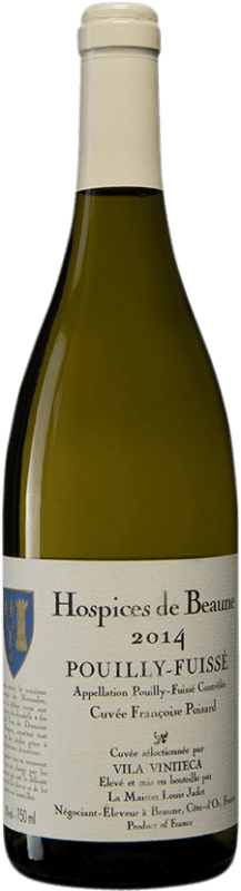 91,95 € | White wine Louis Jadot Hospices de Beaune Cuvée Françoise Poisard A.O.C. Pouilly-Fuissé Burgundy France Chardonnay Bottle 75 cl