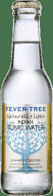 1,95 € 免费送货   茶点 Fever-Tree Indian Light Tonic Water 英国 小瓶 20 cl